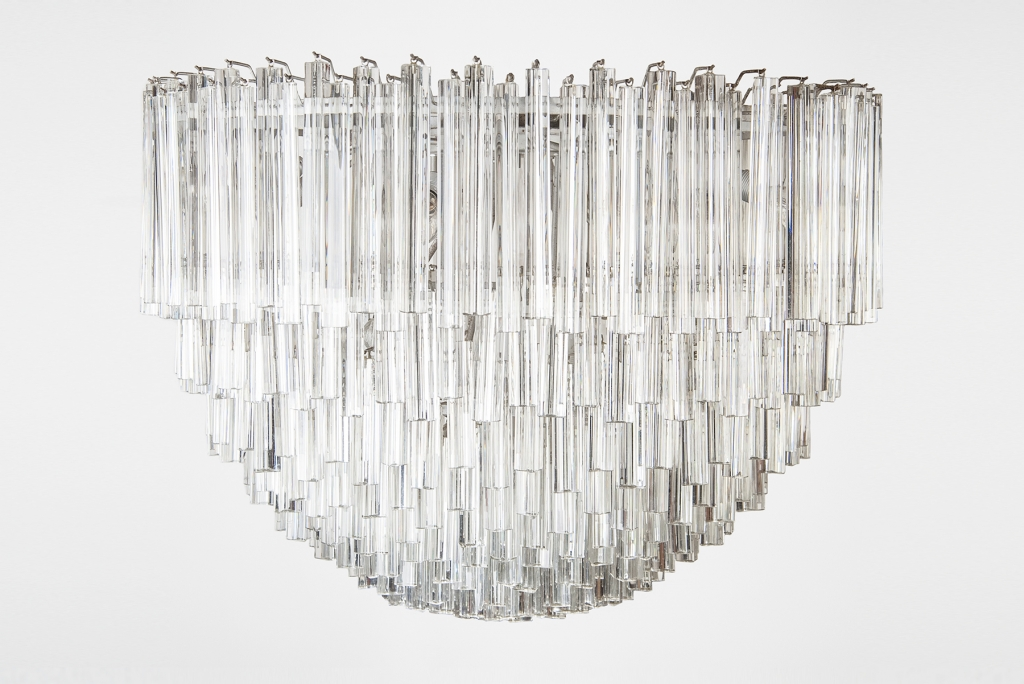 lampadario mazzega per venini : lampadario venini 1960 produttore venini descrizione grande lampadario ...